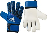 adidas Mens ACE Fingersave Replique Goalkeeper Gloves Blue/Core Black/White/Show Pink