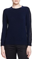 The Kooples Lace Detail Sweater