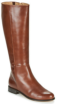 Fericelli LUCILLA women's High Boots in Brown