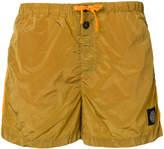 Stone Island fitted swim shorts