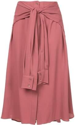 Sies Marjan shirt-style skirt