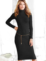 Victoria's Secret Knit Turtleneck Dress