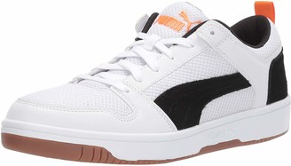 Puma unisex adult Rebound Layup Lo Sneaker