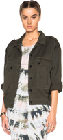 Raquel Allegra Military Jacket