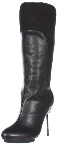 United Nude Women's Pin Quilt Knee-High Boot