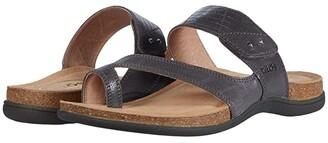 Taos Footwear Zone (Dark Grey) Women's Shoes
