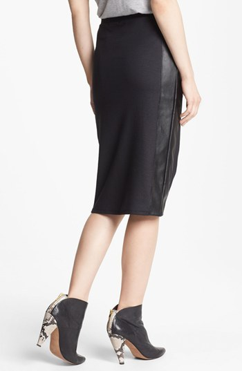 Trouve Trouvé Pencil Skirt