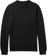 The Elder Statesman Cashmere Sweater - Black