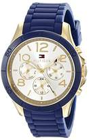 Tommy Hilfiger Women's 1781523 Sophisticated Sport Analog Display Quartz Watch