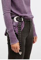 ADA Collection x Free People Womens KAYA STUDDED BELT