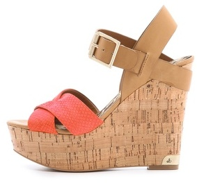 Sam Edelman Sasha Wedge Sandals