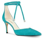 Nine West Women's Millenio Ankle Wrap Pump