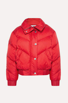 Cordova The Snowbird Quilted Down Ski Jacket - Red