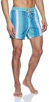 HUGO BOSS Men's Goldeye Swim Shorts, Blue (Open Blue)