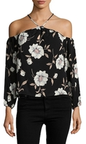 Lucca Couture Louise Floral Top