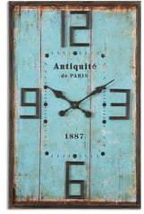 Uttermost Antiquite Wall Clock