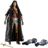 Mattel Wonder Woman Coat Action Figure