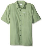 Columbia Men's Tall Plus Size Declination Trail Ii Short Sleeve Shirt