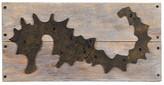 Mud Pie Seahorse Plaque