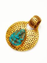 Amrita Singh Nadra 18K Yellow Gold & Turquoise Pendant