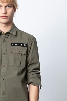 Zadig & Voltaire Sala Shirt