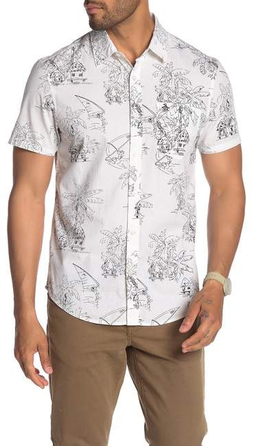 63548bca Mens Island Style Short Sleeve Shirt - ShopStyle