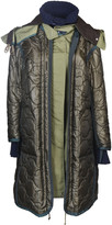 Sacai Quilted Coat