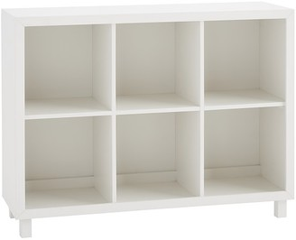 Pottery Barn Kids Horizontal Cubby Bookcase