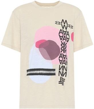 Etoile Isabel Marant Pewela printed cotton T-shirt