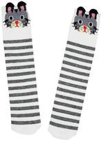 Funkyberry Animal Printed Cotton Tights