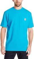 Carhartt Men's Workwear Pocket Short Sleeve T-Shirt Midweight Original Fit K87