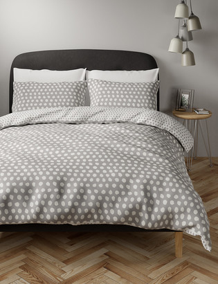 Marks and Spencer Spotty Bedding Set