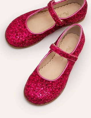 Sparkle Mary Janes