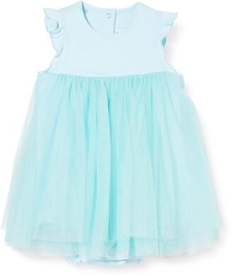 Petit Bateau Girl's 5361702 Onesie