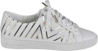 Michael Kors Striped Sneakers