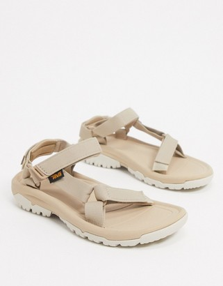 Teva Hurricane XLT2 sandals in beige