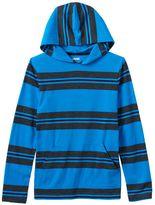 Boys 8-20 Tony Hawk® Striped Pullover Knit Hoodie