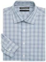 Saks Fifth Avenue BLACK Men's Cotton Check Shirt