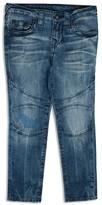 True Religion Boys' Rocco Moto Skinny Jeans - Sizes 2-7