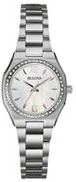 Bulova Diamond Bezel Bracelet Watch