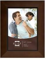 Dakota Prinz 5-Inch by 7-Inch Dark Walnut Wood Frame