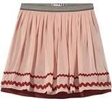 Scotch & Soda R'Belle Girl's Ruffled Chiffon Skirt,(Manufacturer Size: 12)