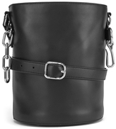 Alexander Wang Women's Alpha Soft Bucket Bag Black