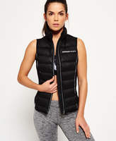 Superdry Sport Quilted Gilet
