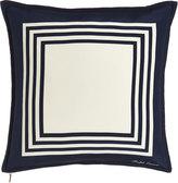 """Ralph Lauren Home Modern Glamour Kiera Pillow, 20""""Sq."""
