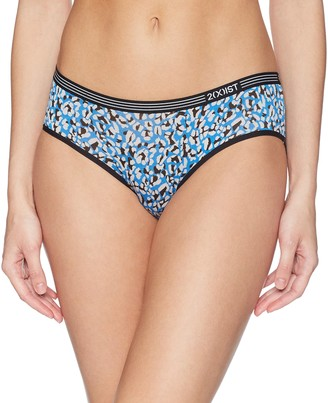 2xist Women's Women's Modal No-Show Hipster Underwear