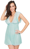 Betsey Johnson Going To The Chapel Babydoll Set
