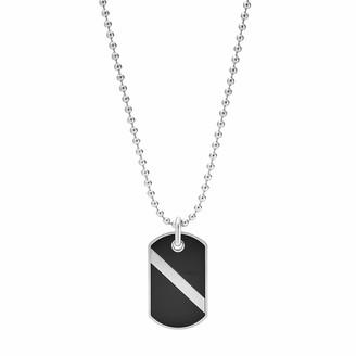 Fossil Men's Stainless Steel Necklace