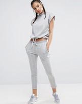adidas Tokyo Pinstripe Cigarette Pants