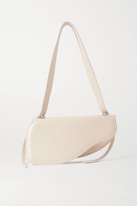 Ratio et Motus Holster Leather Shoulder Bag - Beige